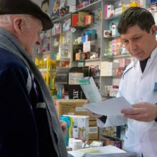 El gobierno entrega medicamentos gratis a jubiladxs