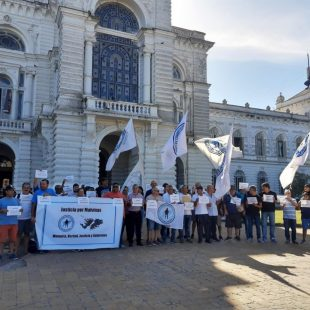 «El municipio que se dice malvinero no respeta ni siquiera las ordenanzas que se promulgaron».