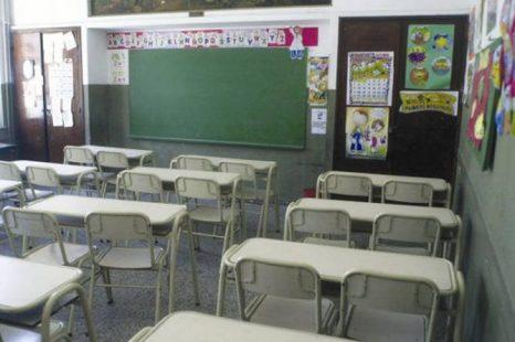 CORONAVIRUS: «Las condiciones de las escuelas son deplorables»
