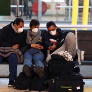 «Es Pandemia y no es mi culpa»
