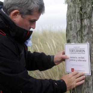 Ernesto Alonso: «Hoy decimos que las Malvinas son argentinas pero los torturadores también»