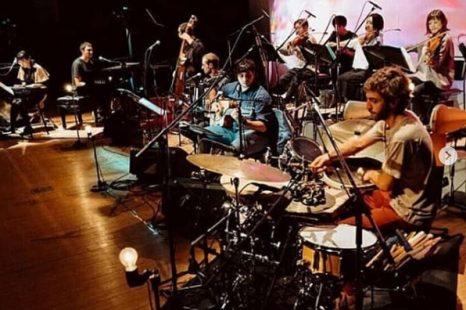 Spinetta llegó a Japón junto a la banda Cribas