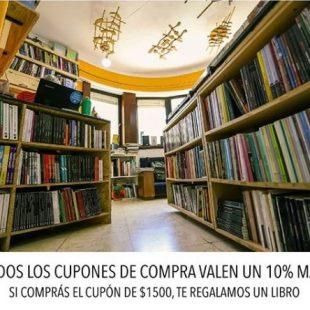 Libreria MALISIA difunde venta anticipada y solidaria