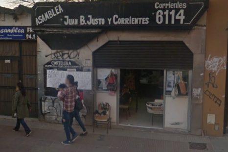 Un nuevo negociado inmobiliario amenaza con desalojar a Radio Asamblea