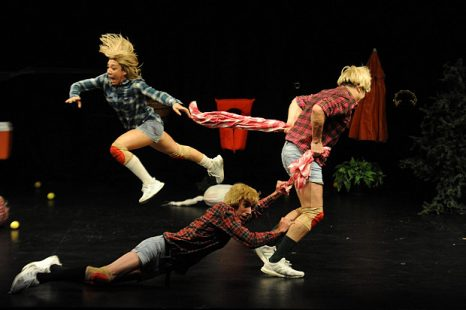 El grupo de danza KRAPP celebra 20 años de historia