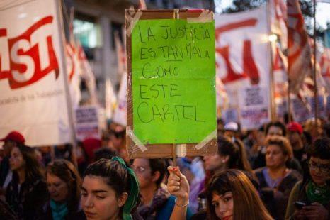 """""""Devela todo lo que queda por modificar en la justicia patriarcal"""""""