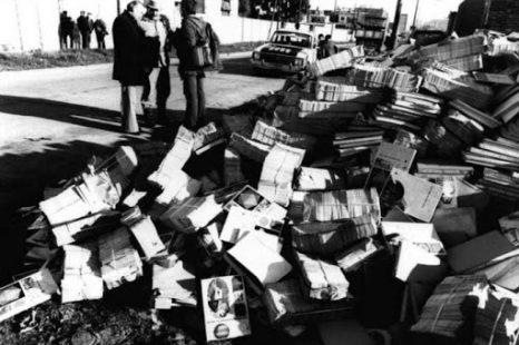 «La dictadura decía que las ideas eran peligrosas, por eso desaparecía autores»