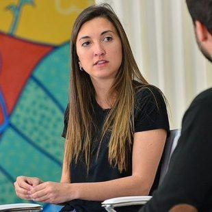 María Eugenia Catalfamo: «La juventud con poder incomoda»