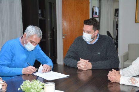 Asumió el nuevo Secretario de Salud en Berisso