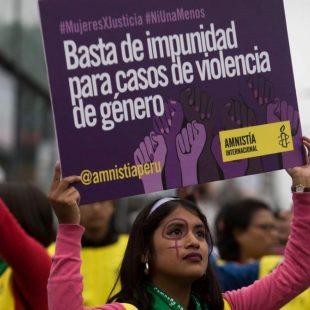 """""""La violencia de género es otra pandemia con la que estamos conviviendo"""""""