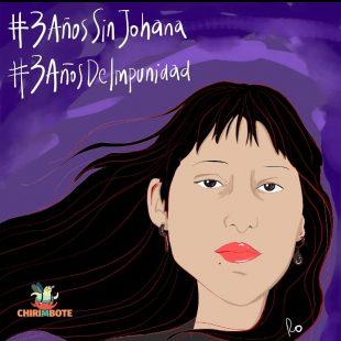 Verdad y Justicia por Johana Ramallo