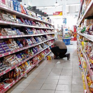 """""""Es una inflación muy alta en una economía en recesión y caída del consumo"""""""