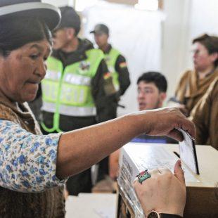 El Tribunal Electoral de Bolivia volvió a aplazar las elecciones