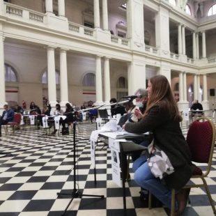 «Veo al Municipio olvidando a las niñeces en general, no solo en el lenguaje»