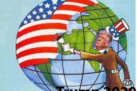 Avance de Estados Unidos sobre América Latina