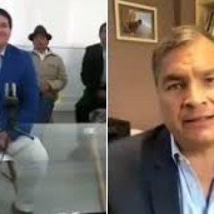 «Rafael Correa calcó el plan de Cristina, postulandose vicepresidente»