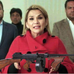 Jeanine Áñez renunció a su candidatura para las elecciones de octubre