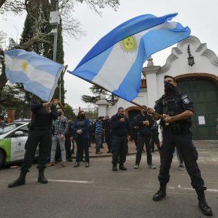 «La represión policial tiene un paraguas legal que los ampara»
