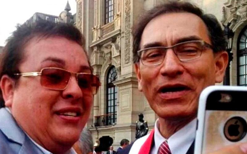 Richard 'Swing' Cisneros y Martín Vizcarra