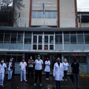 «Lamentablemente los trabajadores de la salud somos pobres y tenemos hasta 4 trabajos»