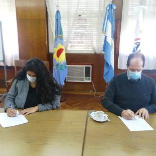 «Este es sólo el primero de los acuerdos con el Astillero Rio Santiago»