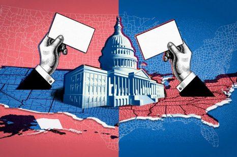 ¿Cómo se vota en los EEUU?
