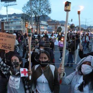 Colombia y los ataques sexuales de sus fuerzas