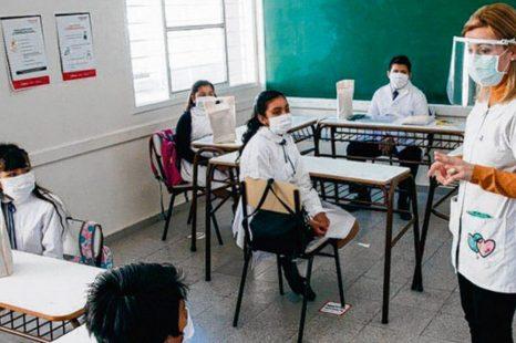 «No estamos en condiciones para que empiecen las clases»