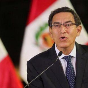 «Hemos caído nuevamente en una mafia de la derecha en el Perú»