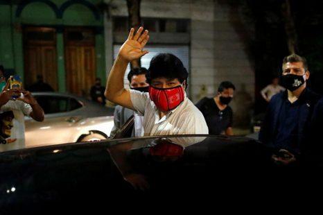 «La vuelta de Evo Morales lo equipara a Perón»