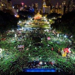 «Vamos a tratar que este 2020 tengamos aborto legal en Argentina»