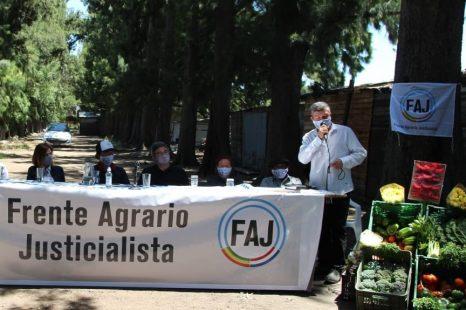 Se lanzó el Frente Agrario Justicialista