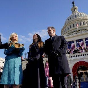 A pesar de los impedimentos, Joe Biden asume como Presidente 46° de Estados Unidos