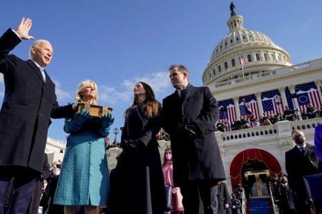 A pesar de los impedimentos, Joe Biden asume como Presidente