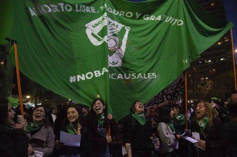 Chile comienza a debatir la Ley de Interrupción Voluntaria del Embarazo
