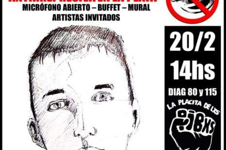 Se cumplen ocho años del asesinato de Omar Cigarán