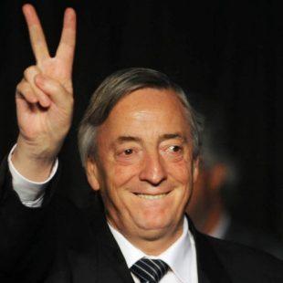 Cristina recordó a Néstor Kirchner