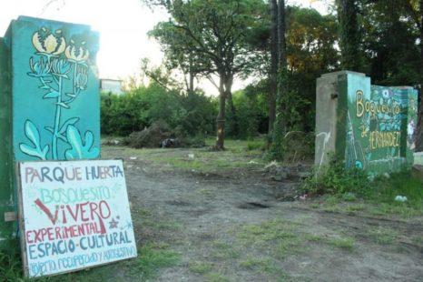 Convocaron una asamblea abierta en defensa del Bosquesito Vivero Experimental