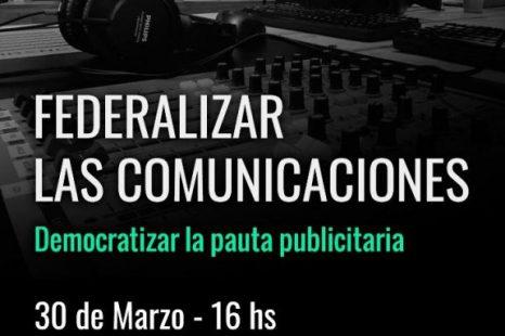 Medios de todo el país reclamarán por la distribución de la Pauta Pública Oficial