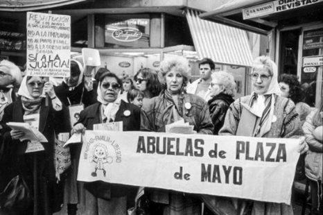 Entregarán el premio a la labor de las Madres y Abuelas de Plaza de Mayo