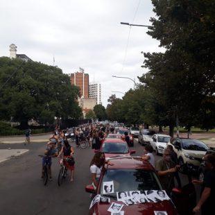 La Plata marchó por la Memoria