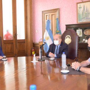 Acuerdo entre Nación y la UNLP para finalizar el Barrio Nodocente