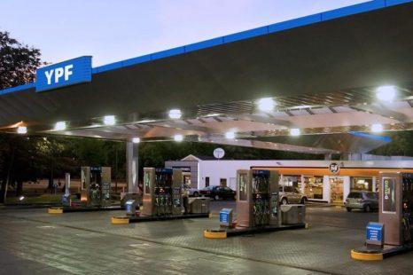YPF aumentará las naftas un 7%