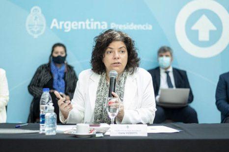 Carla Vizzotti: «La segunda ola de COVID es inevitable, queremos reducir la mortalidad»