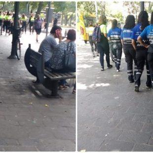 El municipio amenazó con multas y detenciones a feriantes y vendedores ambulantes