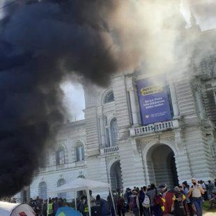 Continua el conflicto entre cooperativistas municipales y Julio Garro