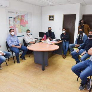 El sector gastronómico se reunió con el municipio
