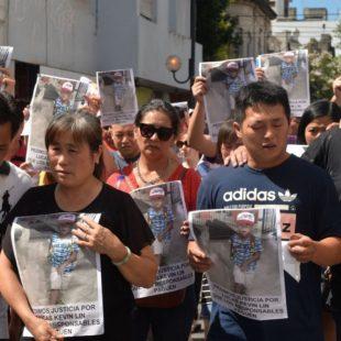 Familiares de Lucas Lin escribieron una carta pidiendo justicia por la muerte del niño