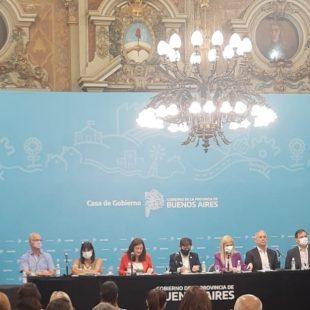 Verónica Magario: «Cuando los ministerios empiezan a trabajar articuladamente, empieza a haber una política real»