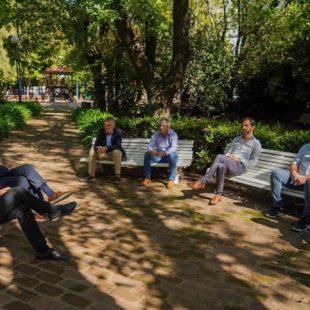 Garro se reunió con Macri